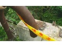 探勘地形趴「鏽蝕欄杆」 男墜15米排水溝頭破亡