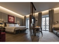 FENDI奢華7間房酒店內裝大公開 到羅馬玩一定要搶