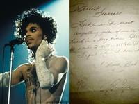 王子生前親筆信曝光! 極美字跡藏「受虐兒」心酸