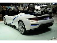 北京車展/超過600hp馬力的強國電動超跑Arcfox-7