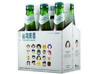 【廣編】台啤520總統就職紀念酒 聶永真設計卡哇伊