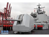 「神州第一艦」大升級 深圳號換裝新型隱形艦炮
