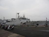 福星艦原被派遣「沖之鳥礁」護漁 海巡署證實臨時撤回
