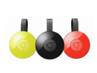 Google攜手電信商開賣Chromecast、Chromecast Audio