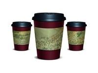 哪些皇帝喝過咖啡?用這6款清明上河圖咖啡杯套就知道