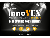 InnoVEX突顯台灣優勢 致力鏈結新創及產業鏈