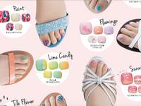 隨時換腳指甲油! 夏天穿涼鞋足部護理更輕鬆