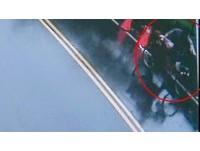 沒撞人卻拖到路邊?死者家屬批駕駛:這不是人的動作!