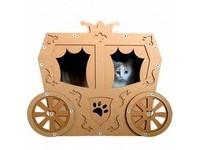 喵星人住在南瓜馬車裡?精緻又實用的貓咪紙箱特輯
