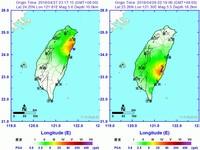 「花蓮雙震」一夜25震 專家:台灣恐進入地震活躍期