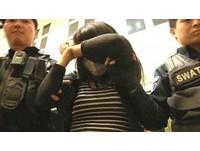 倒車輾斃7歲女童還落跑 22歲女落網低頭一路哭進警局