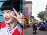 小松菜奈不到4個月又悄悄來台!自曝行蹤在北車、台南