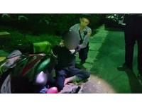 彰化「電纜大盜」騎車落跑 還加速衝撞警所長