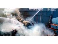 俄退役核潛艇拆除作業時起火! 工廠緊急丟下海撲滅