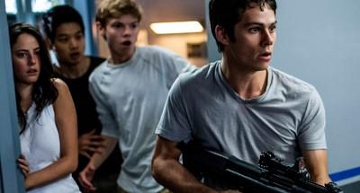 《移動迷宮》確定延到2018上映!