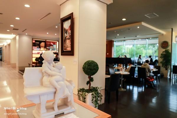台南平價藝文咖啡館!高CP值辣味番茄燉雞義大利麵