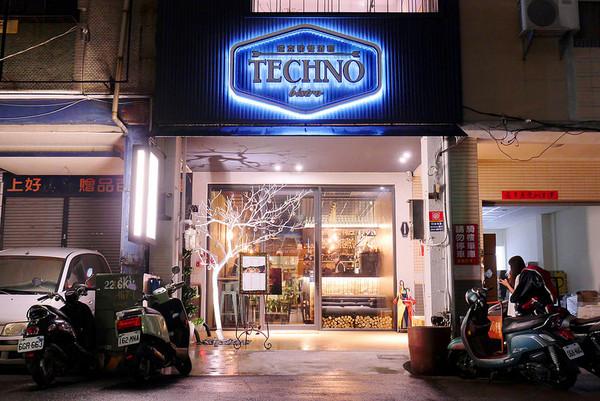 開到深夜1點的台中義式餐酒館 大分量干貝鮮蝦燉飯