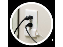 插座附加USB 僅需13秒輕鬆擺平卡牆、遺失兩大困擾