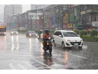 拍到雨天路面積水「紅燈倒影」 打臉撞死人修車工