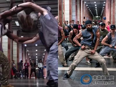 《舞力重擊》這招超狂!頂尖舞者大玩「人體穿越」嗨爆