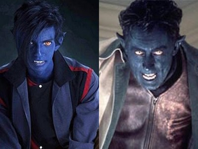《X戰警:天啟》小秘密!「藍魔鬼」為何變得更藍了?