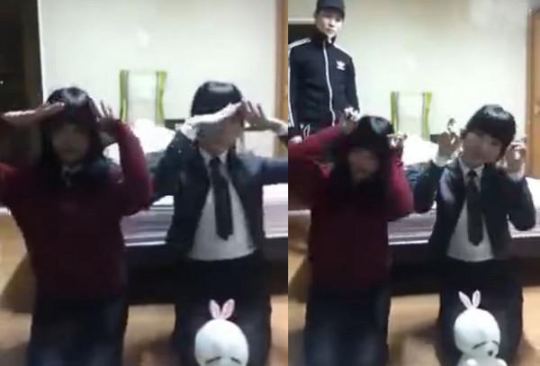 南韩歌手荷莉(Hari)演唱的《可爱颂》(Gwiyomi)大受欢迎,网图片