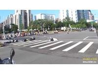 「高雄式左轉」只是日常 南部交通奇觀大全:搞錯小心死