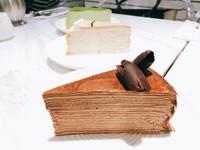 Lady M晶華專櫃新口味「巧克力千層蛋糕」 1/30開賣