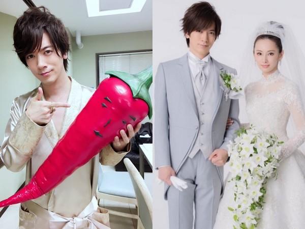 DAIGO娶北川景子半年:受不了啦! 開IG首張照洩真相