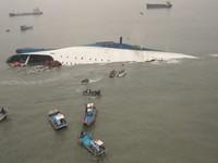 世越號沉船是被潛艇撞沉?! 韓網友自製8小時紀錄片