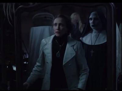 《厲陰宅》修女和歪頭男本尊現身