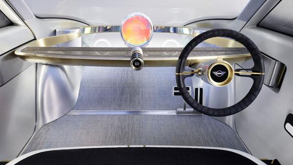 未来汽车狂想 劳斯莱斯与MINI推百年概念车高清图片