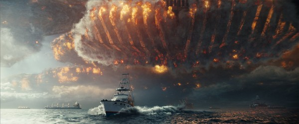 疯电影\/ID4星际重生 地球即将毁灭于是世界和平