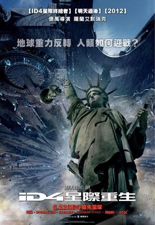 疯电影 ID4星际重生 地球即将毁灭於是世界和平