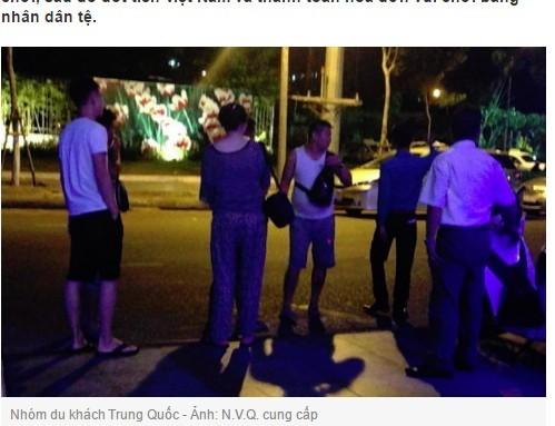 越南唱KTV堅持RMB結帳遭拒 陸客「燒越南盾」丟店員!