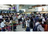 台灣虎航系統出包!改手動劃位旅客大塞 平均延誤1.5小時