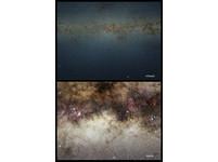 8400萬的震撼 迄今最龐大的銀河核球星表