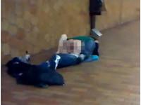 地鐵月台公然做愛 醉男女被控淫蕩罪