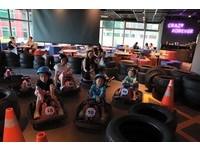 大人小孩都很愛 首家甩尾車賽車主題餐廳7/13開幕