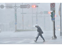 半個北台灣昨天整夜的雨!周五起漸緩和 28日又一波冷空氣