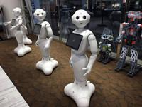 工作被機器人取代人類要幹嘛 哲理神解:從勞動中解放