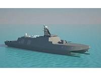 海軍航母殺手迅海艦開工建造 奇襲共軍勝算高