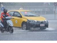 北台也濕!中南部防「豪雨」成災 低壓帶狂雨到下周