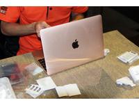 鴻海搶食MacBook單 廣達代工占比剩6成