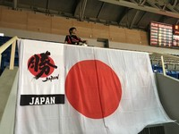 瓊斯盃/日本鐵粉打鼓大喊加油 連3年造訪瓊斯盃