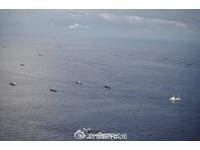 中國巡釣魚台公務船從3艘變4艘 日本憂壓力升級是奪島前兆