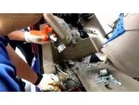 10歲男童亂丟信號彈「火燒車」 罹癌女車主:我該怎辦