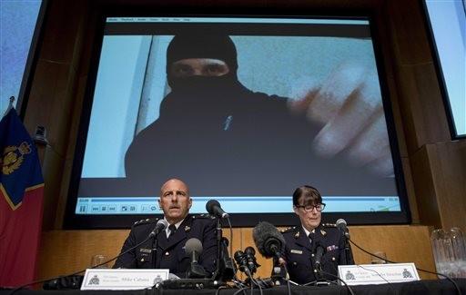 加拿大獲FBI可靠情報 擊斃IS孤狼聖戰士 | 文章內置圖片