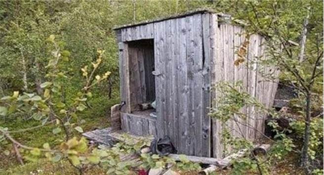 ▲森林间的小木屋,原来是连接另一个世界的通道.(图/翻摄自今日