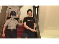 延押2個月更二審拒聆判 謝依涵:再提押我浪費國家資源!